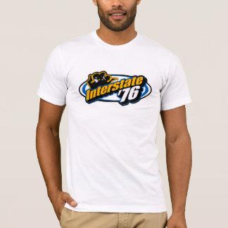 Camiseta 76 de um estado a outro - Como a estrada