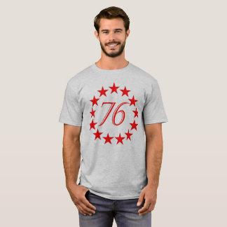 Camiseta 76 treze estrelas