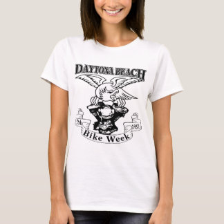 Camiseta 76th Semana Eagle 1937 da bicicleta de Daytona