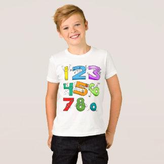 Camiseta 7 comeu 9