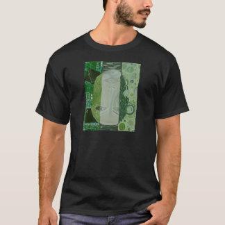 Camiseta 7 dimensões em um lugar