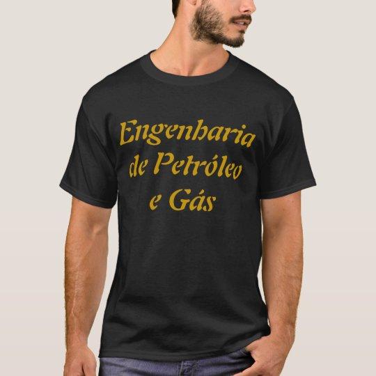 Camiseta 7 Engenharia de Petróleo e Gás
