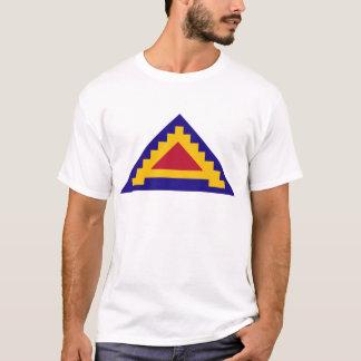 Camiseta 7o Imagem do exército