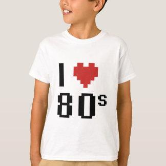 Camiseta 80s