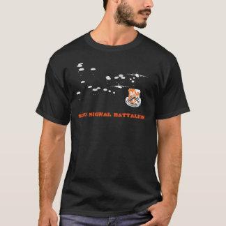 Camiseta 82nd Batalhão de sinal T da divisão