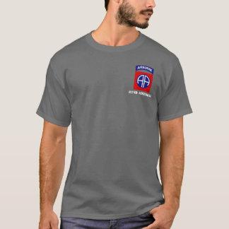 """Camiseta 82nd Divisão aerotransportada """"toda a divisão"""
