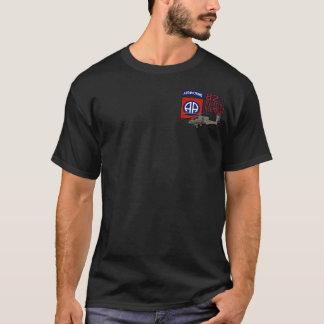 Camiseta 82nd Regimento Apache da aviação