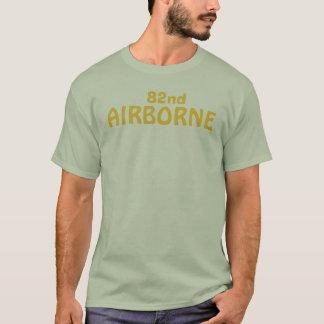 Camiseta 82nd, TRANSPORTADO POR VIA AÉREA