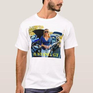 Camiseta 85 mustang GT