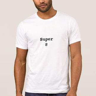Camiseta 8 super - Personalizado