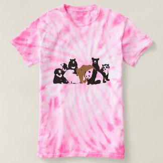 Camiseta 8 ursos para sempre
