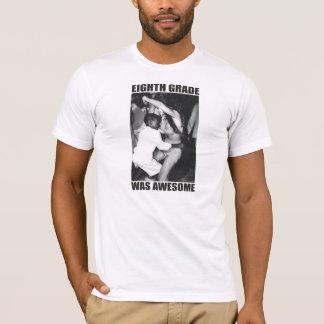 Camiseta 8o A categoria era t-shirt impressionante