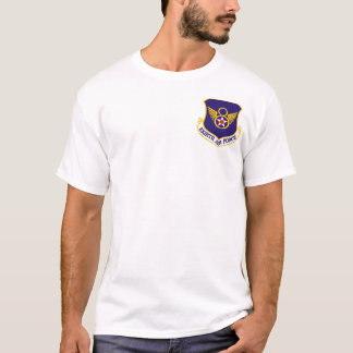 Camiseta 8o Bolso da força aérea