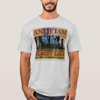 Camiseta 8o Monumento voluntário da infantaria de Ohio em