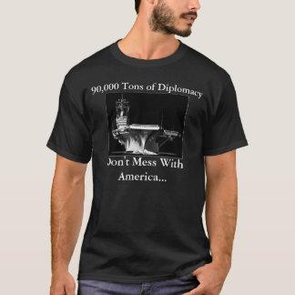 Camiseta 90.000 toneladas de diplomacia