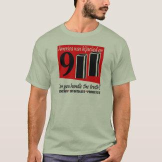 Camiseta 911 t-shirt sequestrados América