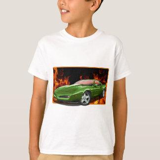 Camiseta 91_Green_Firehawk