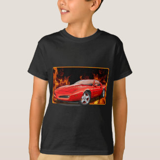 Camiseta 91_Red_Firehawk