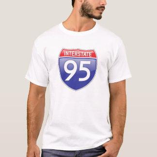 Camiseta 95 de um estado a outro