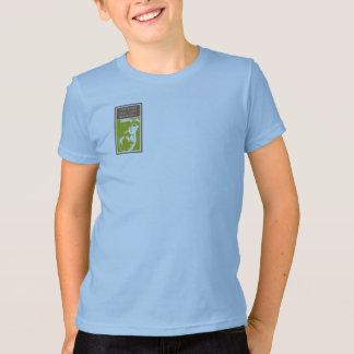 Camiseta 98,7% O chimpanzé caçoa o t-shirt