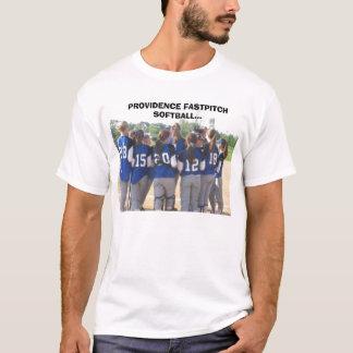 Camiseta 9F, SOFTBALL do PROVIDÊNCIA FASTPITCH…