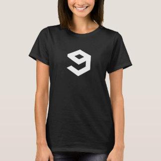Camiseta 9gag (preto, mulheres)