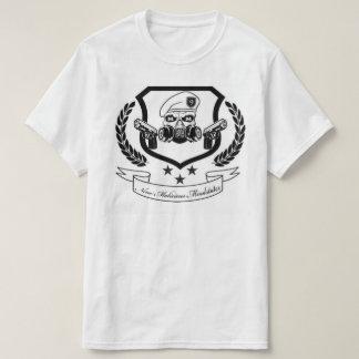 Camiseta 9Malicious Mindstatez (9MM) - t-shirt preto do