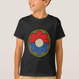 Camiseta 9o Veterinários dos veteranos do descobridor da