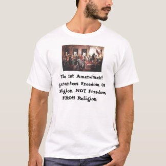 Camiseta A ?a alteração