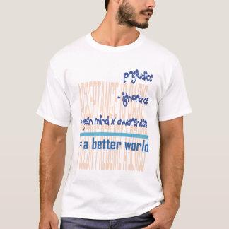Camiseta A aceitação é básica