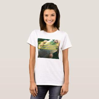 Camiseta A água nova e saboroso de América