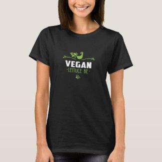 Camiseta A alface do Vegan seja