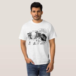 Camiseta A alienígena arrogante