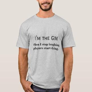 Camiseta A ameaça do GM