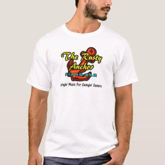 Camiseta A âncora oxidada
