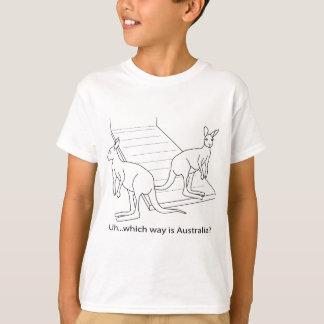 Camiseta A arca Austrália de Noah do canguru