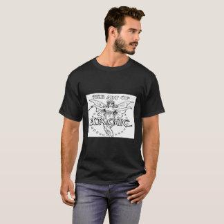 Camiseta A arte da mágica
