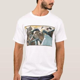 Camiseta A arte do funcionamento livre