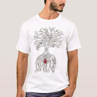 Camiseta A árvore