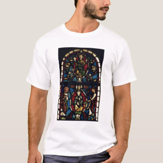 Camiseta A árvore de Jesse, século XIII (vitral)