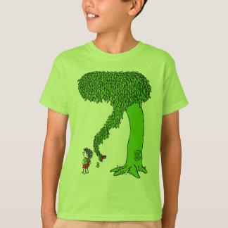 Camiseta A árvore de tomada