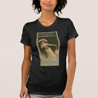 Camiseta A atriz emocional