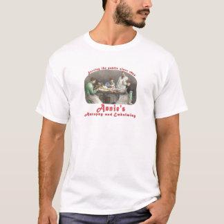 Camiseta A autópsia de Annie e a embalsamação