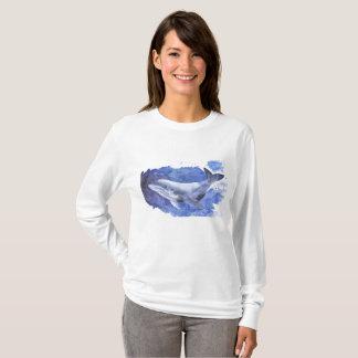 Camiseta A baleia na constelação