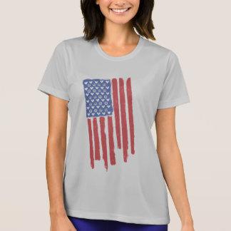 Camiseta a bandeira