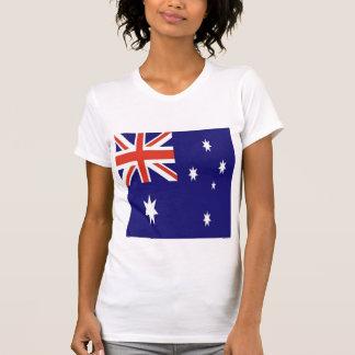 Camiseta A bandeira de Austrália