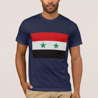 Camiseta A bandeira de Syria