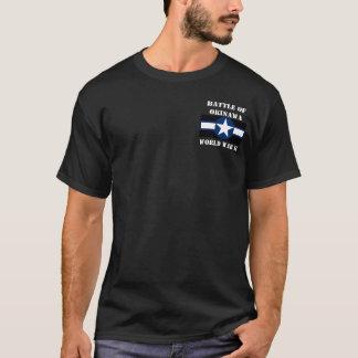 Camiseta A batalha de Okinawa - T da segunda guerra mundial
