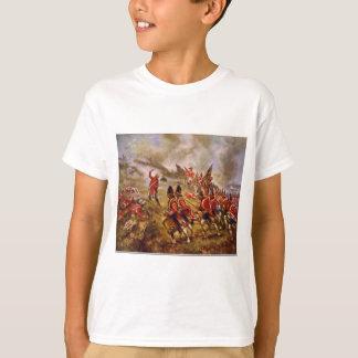 Camiseta A batalha do monte de depósito por E. Percy Moran