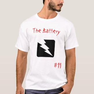 Camiseta A bateria